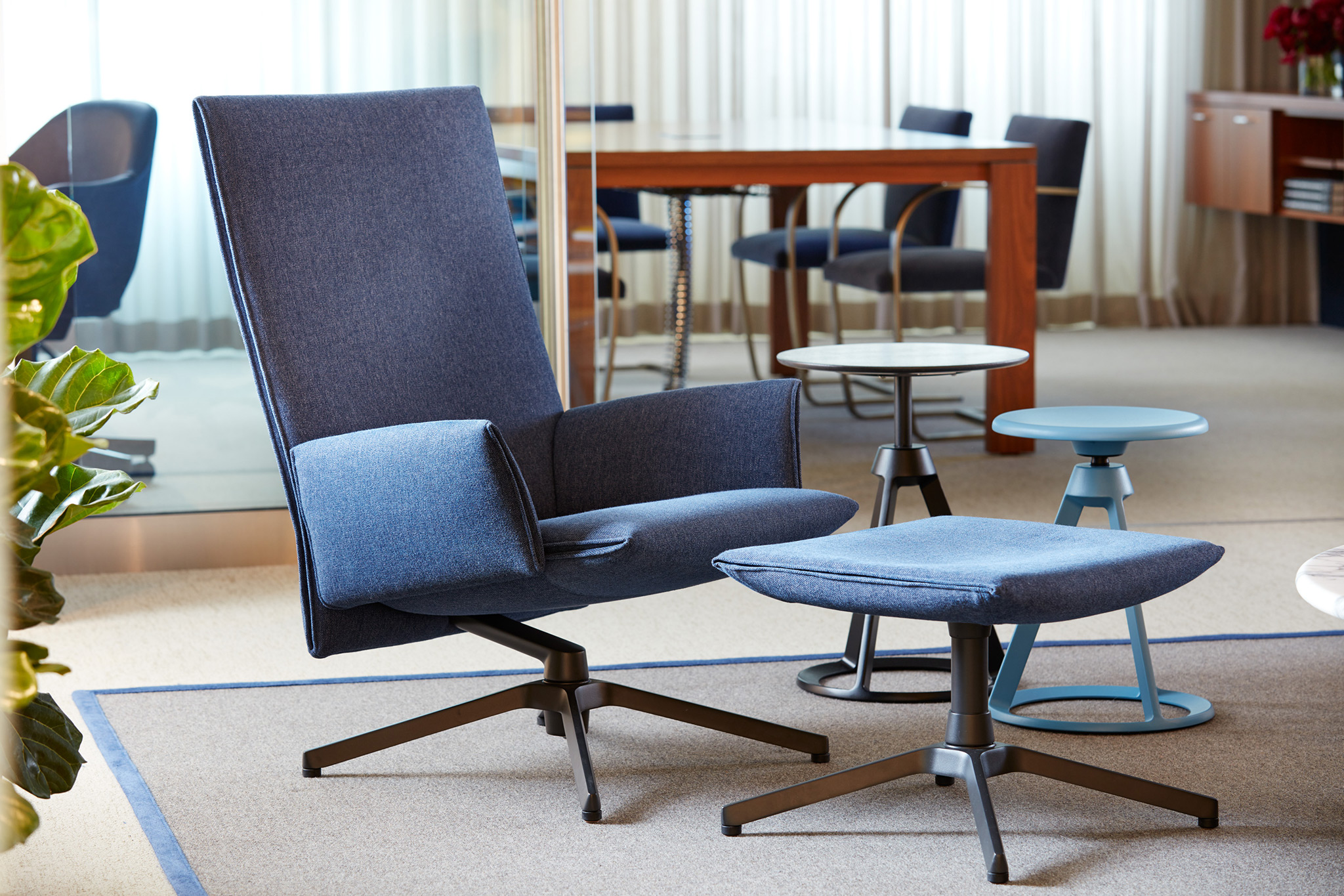 Outside Of Knoll, We Work With Hundreds Of Highly Regarded Manufacturers  That Can Transform The Effectiveness Of Your Space Through Furniture.