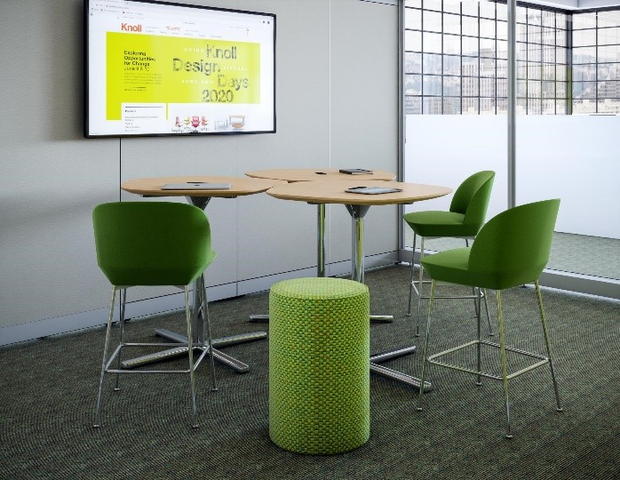 Knoll Education Small Meeting Space