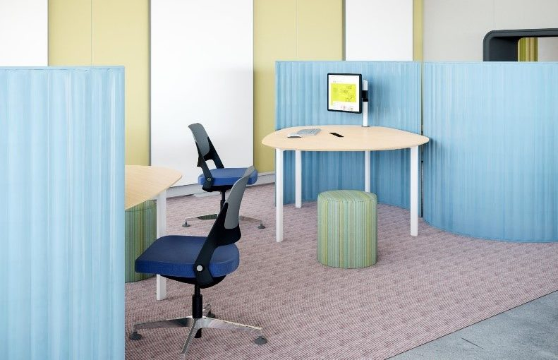 Knoll Education Privacy Space